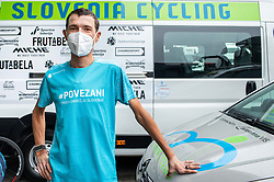 Jani Brajkovic of Team Slovenia after the Men Elite Road Race at UCI Road World Championship 2020, on September 27, 2020 in Imola, Italy. Photo by Vid Ponikvar / Sportida