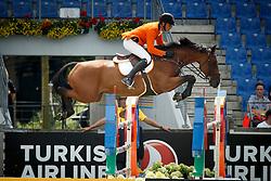 Dubbeldam Jeroen, (NED), SFN Zenith NOP<br /> Teamadn 1th individual qualifier <br /> FEI European Championships - Aachen 2015<br /> © Hippo Foto - Dirk Caremans<br /> 19/08/15