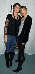 Left to right, SADIE FROST and JEMIMA FRENCH at Reach 4 Fashion 2005 in aid of the REACH Leukaemia Appeal hosted by designers Sadie Frost and Jemima French of fashion label FrostFrench held at 88 St.James' Street, London SW1 on 8th November 2005.<br /><br />NON EXCLUSIVE - WORLD RIGHTS