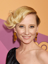 """Lena Dunham and Jennifer Konner at HBO's """"Golden Globe Awards"""" After Party held at the Beverly Hilton Hotel on January 7, 2018 in Beverly Hills, CA. Janet Gough/AFF-USA.com. 07 Jan 2018 Pictured: Anne Heche. Photo credit: MEGA TheMegaAgency.com +1 888 505 6342"""