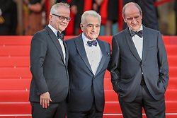 Director Martin Scorsese attending the screening of Everybody Knows (Todos Lo Saben) opening the 71st annual Cannes Film Festival at Palais des Festivals on May 8, 2018 in Cannes, France. Photo by Shootpix/ABACAPRESS.COM