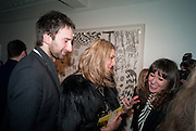 IDRIS KHAN; KIM HERSOV; ANNIE MORRIS, There is a Land Called Loss   Annie Morris   Pertwee Andersen and Gold, in association with Adam Waymouth Art , Private View, 15 bateman st. W1 2nd February 2012