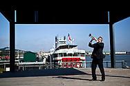 Novembre 2012. USA. Louisiane. Reportage tourisme : Sur les traces de l'héritage français en Louisiane. La <br /> Nouvelle-Orléans. New Orleans. The French quarter ou le Vieux carré.