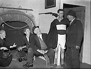 Oireachtas Drama Competition, Westland Row..28.10.1960