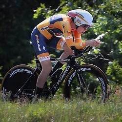 21-06-2017: Wielrennen: NK Tijdrijden: Montferland      <br /> s-Heerenberg (NED) wielrennen   <br /> Anna van der Breggen