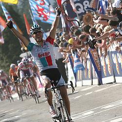 Sportfoto archief 2006-2010<br /> 2011<br /> Philipe Ghylbert wins Fleche Wallone