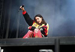 July 1, 2017 - Stockholm, Sweden - Miriam Bryant, BrÃ¥vallafestivalen 2017 (Credit Image: © Aftonbladet/IBL via ZUMA Wire)