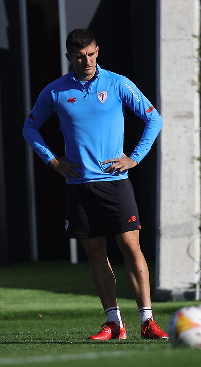 Daniel Vivian (Athletic Club) Athletic Club de Bilbao <br /> Training in Lezama sports City 2021- 2022