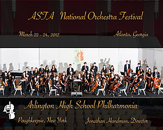ASTA 2012 National Orchestra Festival