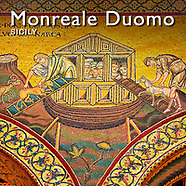 Monreale Cathedral | Sicily Pictures Photos Images & Fotos