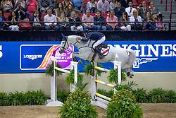Allen Bertram, IRL, Molly Malone V<br /> World Cup Final Jumping - Las Vegas 2015<br /> © Hippo Foto - Dirk Caremans<br /> 18/04/2015