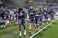Jean Daniel Akpa Akpro - 28.02.2015 - Toulouse / Saint Etienne - 27eme journee de Ligue 1 -<br />Photo : Manuel Blondeau / Icon Sport