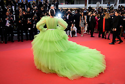 Deepika Padukone attending the Pain and Glory Premiere as part of the Cannes 72nd Film Festival in France