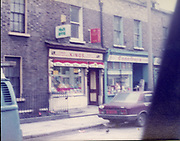 Old Dublin Amature Photos Date Unknown With 1980s Old amateur photos of Dublin streets churches, cars, lanes, roads, shops schools, hospitals