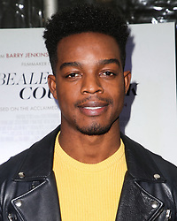 December 4, 2018 - Hollywood, California, United States - HOLLYWOOD, LOS ANGELES, CA, USA - DECEMBER 04: Stephan James arrives at the Los Angeles Special Screening Of Annapurna Pictures' 'If Beale Street Could Talk' held at ArcLight Hollywood on December 4, 2018 in Hollywood, Los Angeles, California, United States. (Credit Image: © face to face via ZUMA Press)