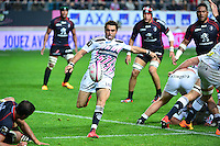 Julien TOMAS - 24.04.2015 - Stade Francais / Stade Toulousain - 23eme journee de Top 14<br />