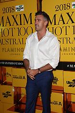 2018 Maxim Hot 100 Australia party red carpet arrivals - 16 Nov 2018