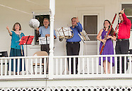 2015 Weekend of Chamber Music Concert on the Lawn