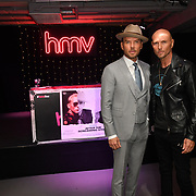 Iconic 80's band Bros celebrating the DVD release of their documentary 'Bros: After The Screaming Stops' with an exclusive signing event held at hmv's flagship 363 Oxford Street store this coming Sunday 14th October 2018.