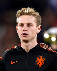 File photo dated 10-10-2019 of Netherlands' Frenkie de Jong. Issue date: Tuesday June 1, 2021.