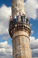 The Kethuda minaret  , Eger, Hungary