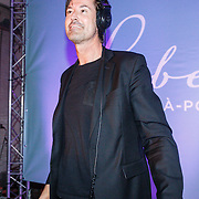 NLD/Rotterdam/20150616 - Modeshow Labee a Porter, dj Erik E