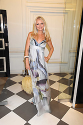 HANNAH SANDLING at the PPQ of Mayfair Summer Party at 47 Conduit Street, London on 30th July 2008.<br /> <br /> NON EXCLUSIVE - WORLD RIGHTS