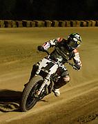 Oklahoma City Grand National Flat Track Motorcycle Races at Remington Park Racetrack