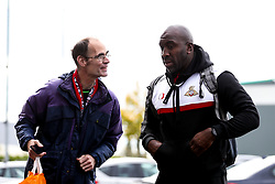 Doncaster Rovers manager Darren Moore - Mandatory by-line: Robbie Stephenson/JMP - 19/10/2019 - FOOTBALL - The Keepmoat Stadium - Doncaster, England - Doncaster Rovers v Bristol Rovers - Sky Bet League One