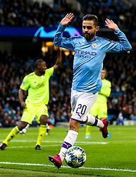 Bernardo Silva of Manchester City - Mandatory by-line: Robbie Stephenson/JMP - 01/10/2019 - FOOTBALL - Etihad Stadium - Manchester, England - Manchester City v Dinamo Zagreb - UEFA Champions League Group Stage