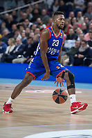 Anadolu Efes Toney Douglas during Turkish Airlines Euroleague match between Real Madrid and Anadolu Efes at Wizink Center in Madrid, Spain. January 25, 2018. (ALTERPHOTOS/Borja B.Hojas)