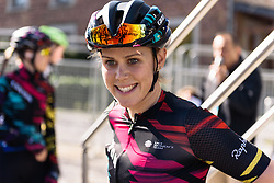 Tiffany Cromwell (CANYON//SRAM Racing) - Flèche Wallonne Femmes - a 137km road race from starting and finishing in Huy on April 20, 2016 in Liege, Belgium.