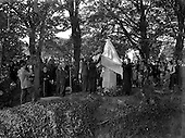 1952 Unveiling and Blessing Shrine of our Lady of the Assumption