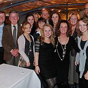 NLD/Amsterdam/20101218 - Verjaardag Maik de Boer met familie en vrienden,