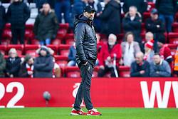 Liverpool manager Jurgen Klopp - Mandatory by-line: Robbie Stephenson/JMP - 26/12/2018 - FOOTBALL - Anfield - Liverpool, England - Liverpool v Newcastle United - Premier League