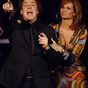 NLD/Utrecht/20060319 - Gala van het Nederlandse lied 2006, Leontien Ruiters en partner Marco Borsato