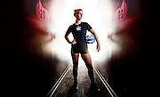 USC volleyball player Juliette Thévenin should be a force this year. galmh 8/27/13