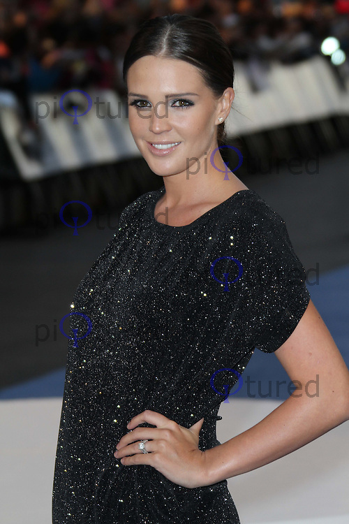 Danielle Lloyd The Death And Life Of Charlie St. Cloud UK Premiere, Empire Cinema, Leicester Square, London, UK, 16 September 2010: For piQtured Sales contact: Ian@Piqtured.com +44(0)791 626 2580 (Picture by Richard Goldschmidt/Piqtured)