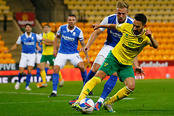 Lukas Rupp of Norwich City - Mandatory by-line: Phil Chaplin/JMP - 20/10/2020 - FOOTBALL - Carrow Road - Norwich, England - Norwich City v Birmingham City - Sky Bet Championship