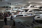 Boat Show, EXcel centre, London  January 10 2016