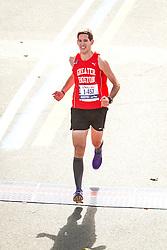ING New York CIty Marathon: Mark Albertson