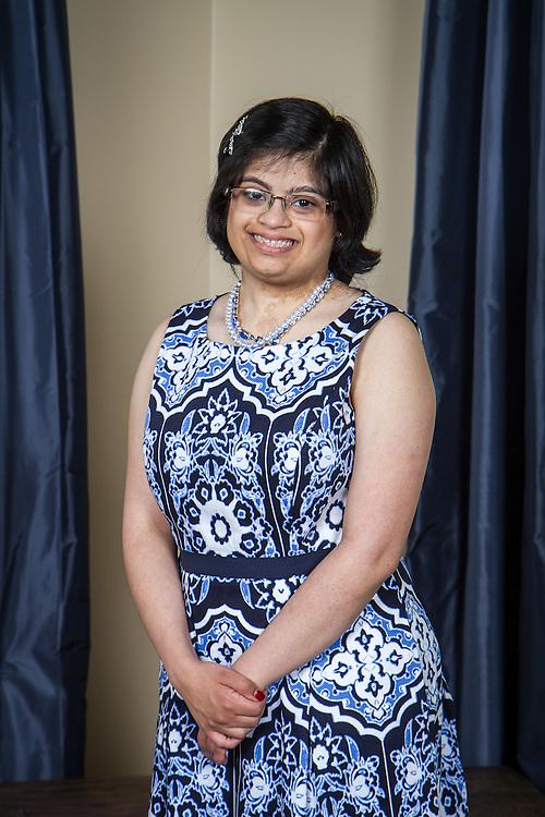 Houston, Texas: Hema Ramaswamy, May 24, 2014.