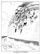 The Heiress Falls Overboard.