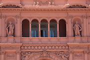 Buenos Aires, Argentina...La Casa Rosada, sede do governo argentino em Buenos Aires, Argentina...La Casa Rosada (The Pink House) in Buenos Aires, Argentina...Foto: LEO DRUMOND / NITRO