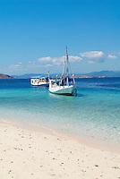 Indonesie. Flores. Baie de Labuanbajo. ile de Pulau Sebolan. // Indonesia. Flores. Labuanbajo bay. Pulau Sebolan island;