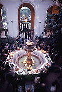 A reception at the Organization of American States, OAS, during the time of the Panama Canal Treaty signing on September 7, 1977<br /> Photo by Dennis Brack