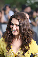 Indian actress Preity Zinta arriving at the International Indian Film Academy Awards (IIFA) ceremony at the Hallam Arena in Sheffield for the annual IIFA awards. The awards were known as the 'Bollywood Oscars' and ran from 7-10th June. They were watched by an estimated global television audience 500 million people.