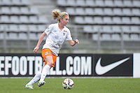 Laetitia Tonazzi  - 20.12.2014 - PSG / Montpellier - 14eme journee de D1<br /> Photo : Andre Ferreira / Icon Sport