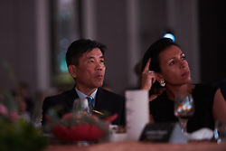 at The UCI Cycling Gala 2018 in Guilin, China on October 21, 2018. Photo by Sean Robinson/velofocus.com