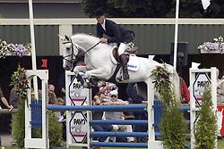 Geerink Peter-Redefin<br />KWPN paardendagen Ermelo 2002<br />Photo © Dirk Caremans